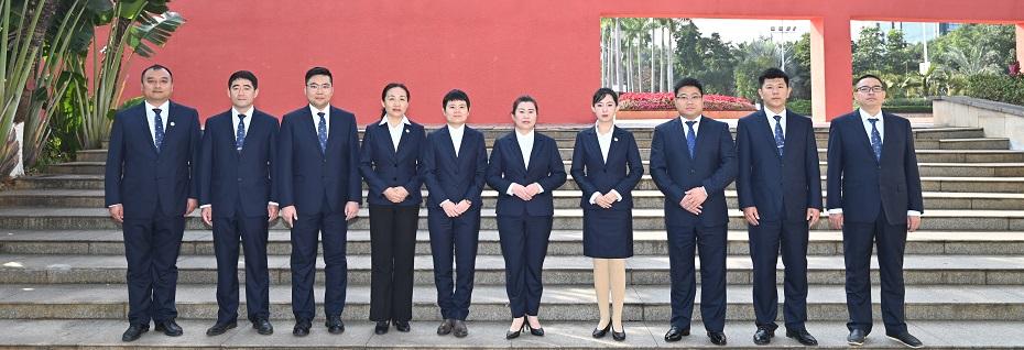 """2020年hai南wan博体育官网技术学院""""三育ren""""先进个ren"""